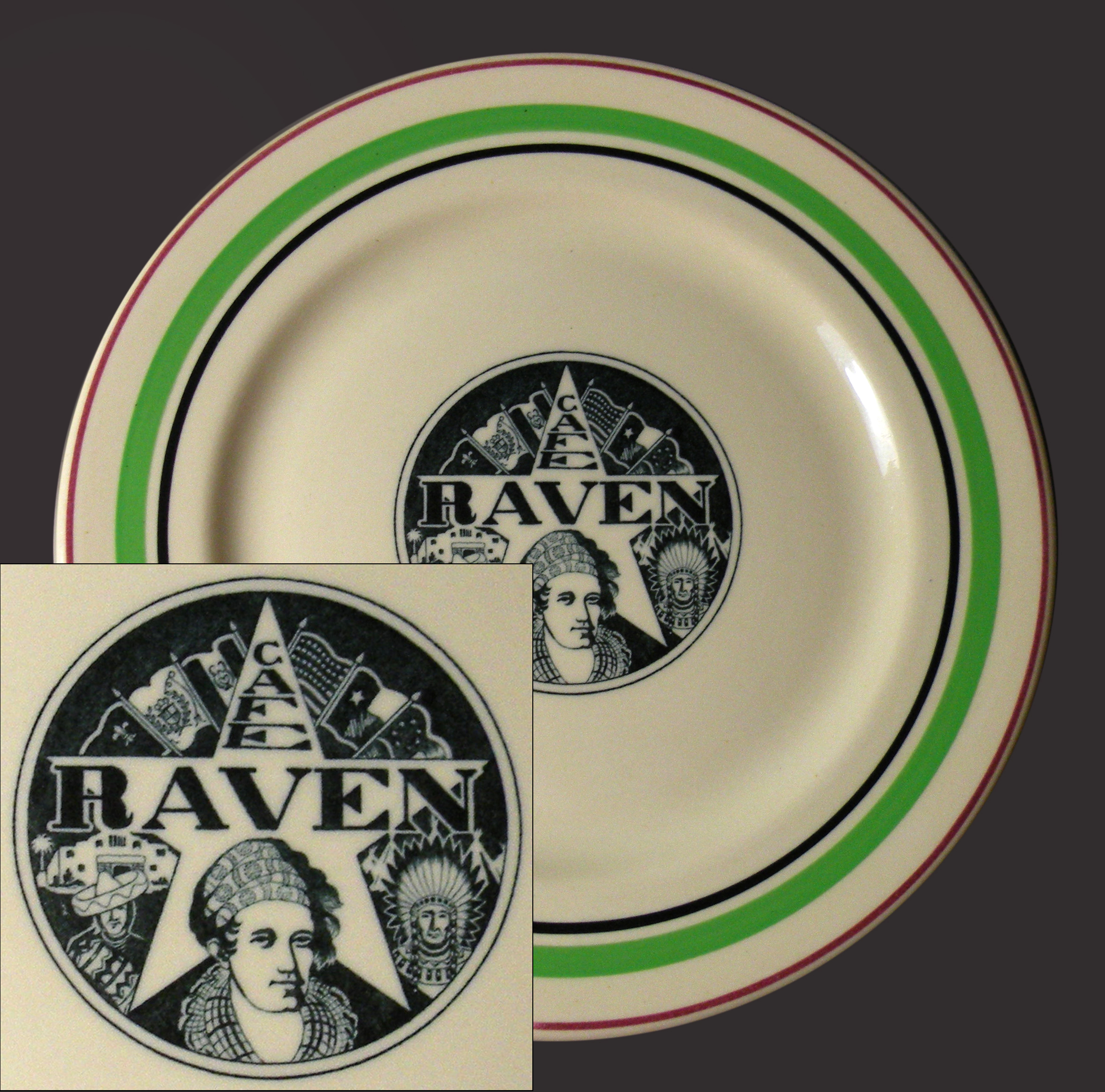 Cafe Raven - CarrChinaCompany.com