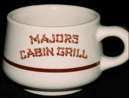 Carr China | Majors Cabin Grill